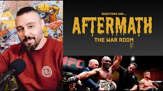 KAMARU USMAN VS GILBERT BURNS UFC 258 - QUESTIONS & AFTERMATH