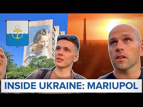 INSIDE UKRAINE: MARIUPOL 🇺🇦 (українські субтитри)