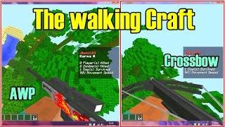 ModPack: The walking Craft: atualização!! Mod review (server pirata atualizado) !!