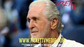 BREAKING NEWS LAKERS INTERESTED IN PAT RILEY! (REPORT)