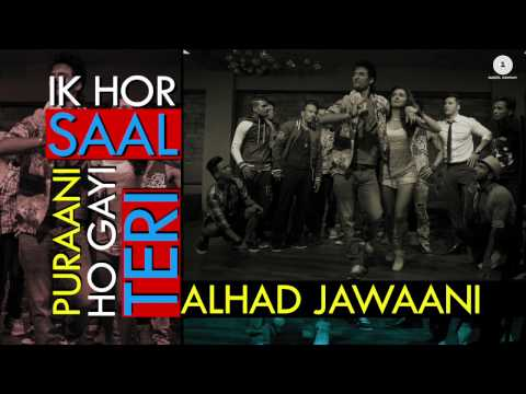 Happy B'day Lyrical | ABCD 2 | Varun Dhawan -...