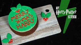 Hagrid&#39s CHRISTMAS FRUIT CAKE Recipe  My Harry Potter Kitchen  Chamber of Secrets (Ep. 52)