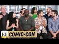 Comic Con 2017 Live With The Cast Of Marvel s The Defenders On Netflix