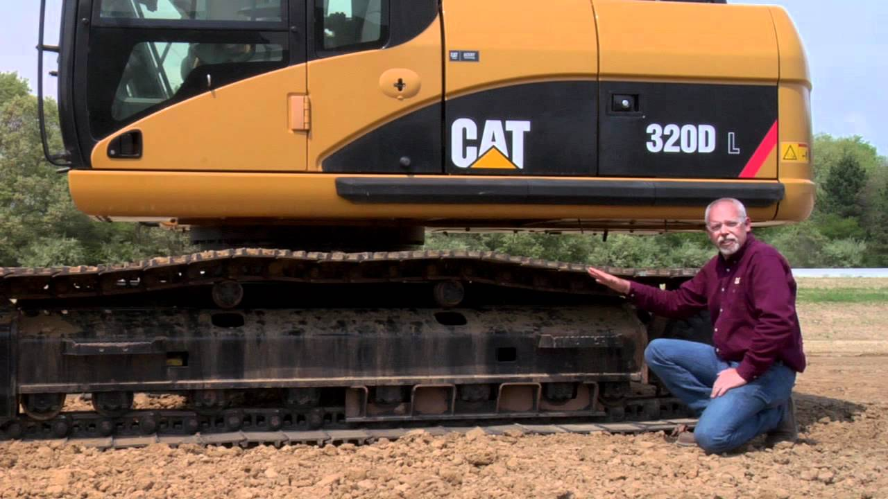 Cat® Excavator Undercarriage Maintenance Tips