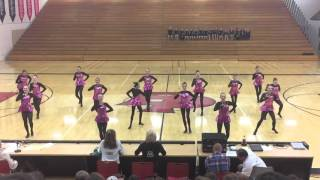 dancefulloutmn edina b squad dance team jazz 2016