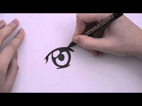 06 Testa: occhi e sopracciglia