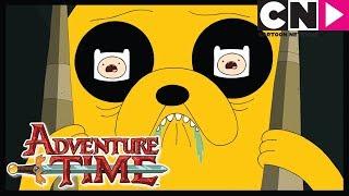 Adventure Time | The Gut Grinder | Cartoon Network