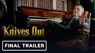 Knives Out - Final Trailer (2019) Chris Evans, Jamie Lee Curtis