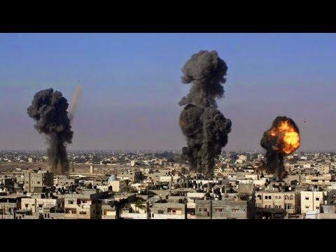 Ракетный ОБСТРЕЛ Израиля