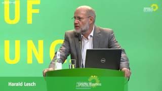 Harald Lesch: Klimawandel und Welternährung | keynote speech