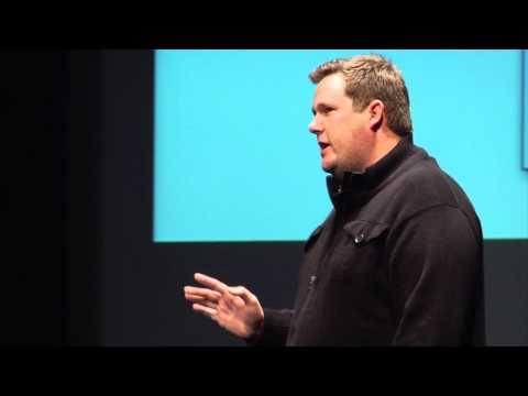 It's All About the Giving: Dan McComas at TEDxDePaulU