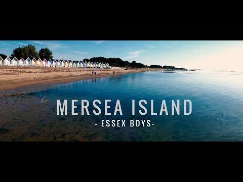 Mersea Island by Drone - Essex Boys Aerial Video