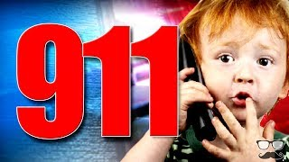 Top 10 LLAMADAS ESCALOFRIANTES al 911 Hechas Por NIÑOS