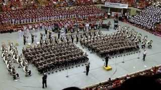 OSU Marching Band Skull Session (TBDBITL) - 9/01/12 thumbnail