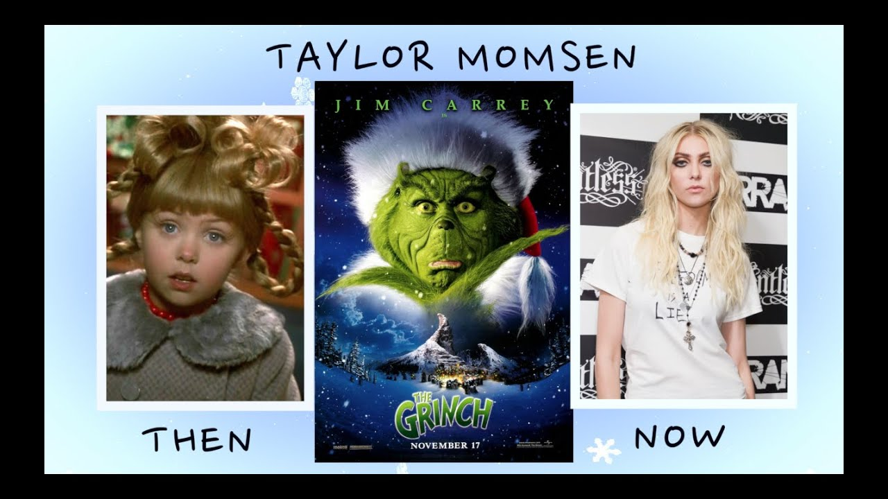 Then and Now: Christmas Movie Kids - YouTube