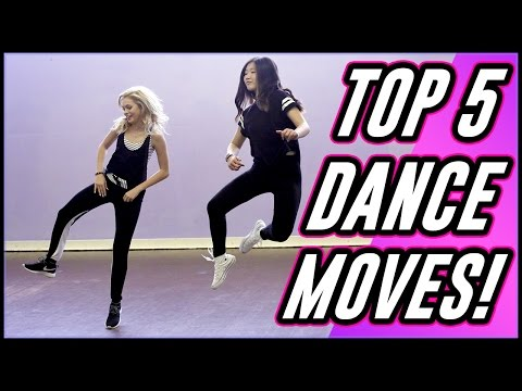 Jordyn Jones' Top 5 Favorite Viral Dance Moves