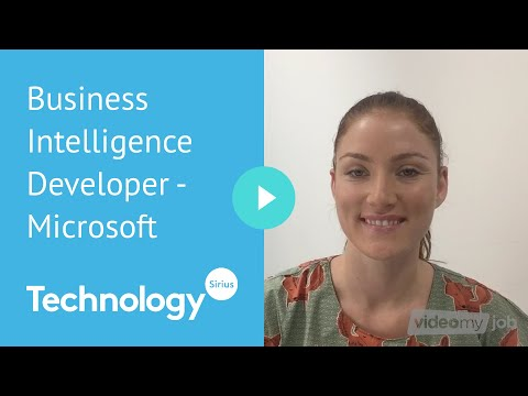 Business Intelligence Developer - Microsoft