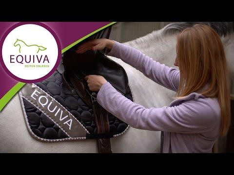 EQUIVA-Basics: Das Pferd satteln