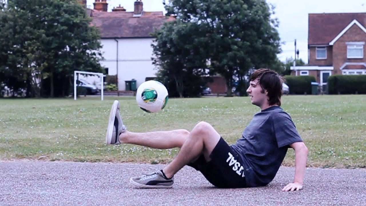 ebab3ea31baa5 The Best Ball for Football Freestyle! - Adidas Cafusa REVIEW TEST ...