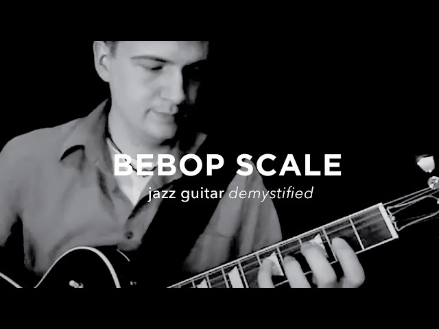 Jazz Guitarists: How to Learn Bebop Guitar