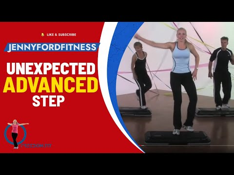 Step Aeorobics (ADVANCED)