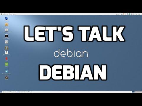 Let's Talk Debian! !