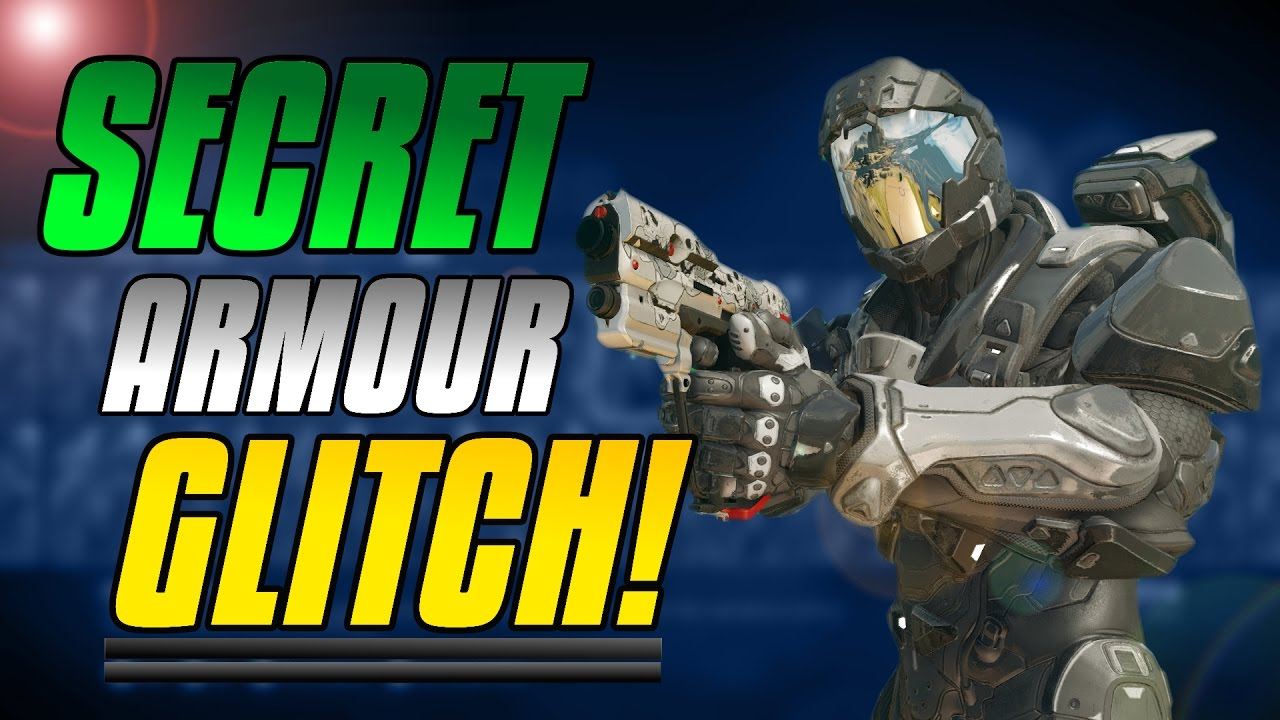Halo 5 All Armor Glitch Halo Infinite Pros