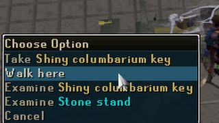 1000 Shiny Columbarium keys used
