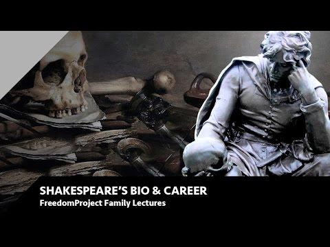 Part I: Shakespeare's Biography & Career  | Dr. Duke Pesta