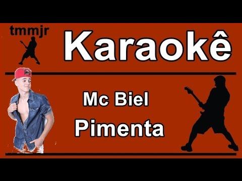 Mc Biel Pimenta Karaoke
