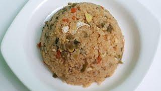 ভেজিটেবল এগ ফ্রাইড রাইস রেসিপি//vegetable egg fried rice recipe//Chines fried rice