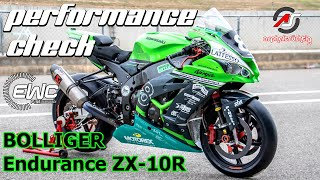 #44: Das erste Mal WM-Motorrad - Bolliger Endurance ZX-10R in Almeria