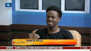 """Godwin"" Brought Me Before President, Kings & Queens -- Korede Bello Pt. 1"