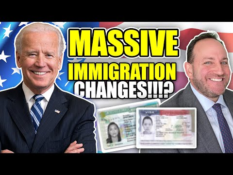Top 10 Likely Immigration Changes Under Biden