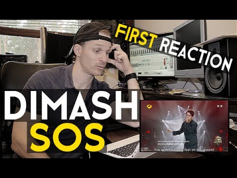 Vocal Coach Reacts to Dimash SOS