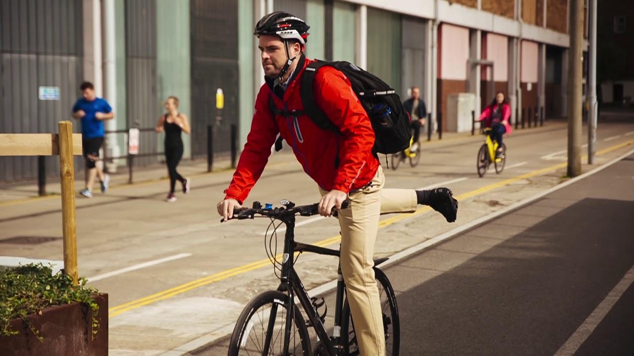 Targus Work Play Cycling 15.6