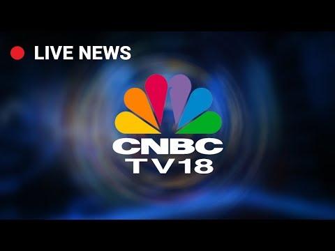 CNBC-TV18 LIVE STREAM   BUSINESS NEWS