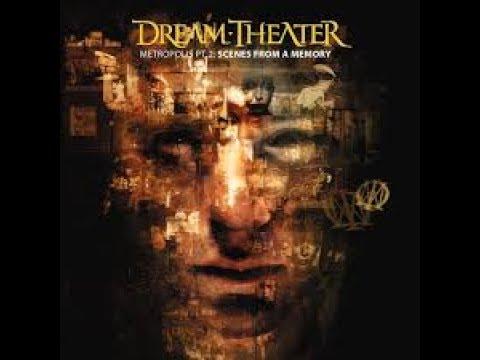 Dream Theater Metropolis Pt. 2: Scenes From A Memory FULL GUITAR COVER
