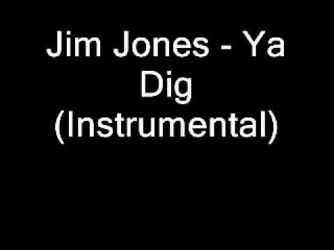 Jim Jones Ft Stack Bundles - Ya Dig (Instrumental)