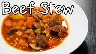Hearty Beef & Veg Stew | Delicious Comfort Food!