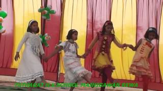awaara bhanware jo holle best dance performance by TATHAGAT SCHOOL