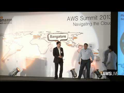 AWS Summit 2013 | Bangalore - How Start-Ups Benefit from AWS