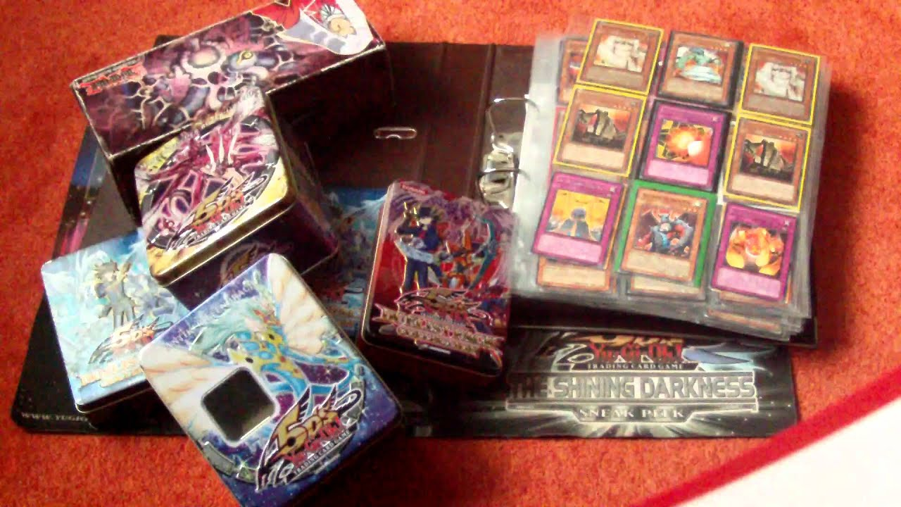 Yu Gi Oh Sammlung Ct08 Komplettset Götterkarten