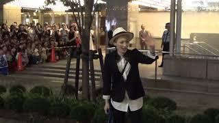 望海風斗!千秋楽東京宝塚雪組『壬生義士伝』2019/9/1 出待ち
