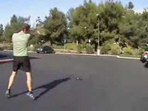 Power Base Tennis Trainer - YouTube 7f37e73ead