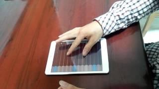 [ ipad ] đàn tranh iguzheng ( Hoa Rơi - Mỹ Nhân Tâm Kế )