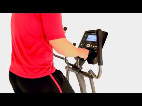 "Video: Life Fitness® Crosstrainer ""E1"""