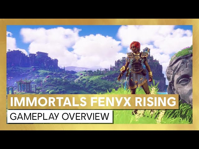 Immortals Fenyx Rising: Gameplay Overview