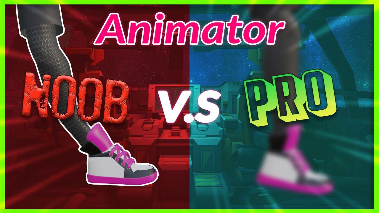 Got Knee problems? | NOOB vs PRO ANIMATOR! #shorts