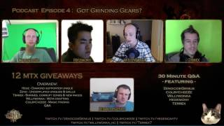 State of Exile Podcast Episode 4: Got Grinding Gears?